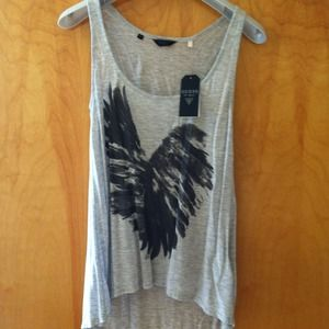 Guess tank top ,size S