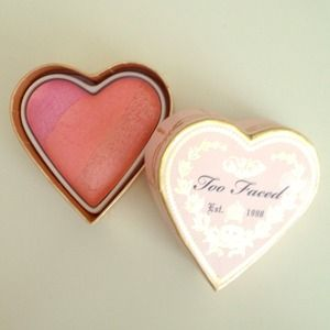 Too Faced sweethearts blush candy glow