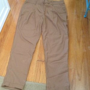 Brown H&M pants!!