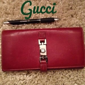 Authentic gucci wallet Labor Day sale  $95!!