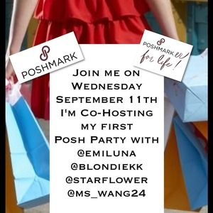 👠👜👗👚Daytime to Date Night Posh Party 👜👗👚👠
