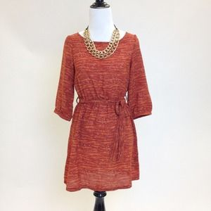 H&M Dresses & Skirts - Orange H&M dress
