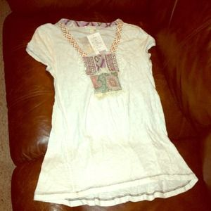 Anthropologie shirt new with tags!