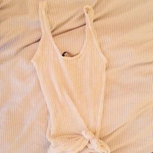 🚫TRADED🚫 Brandy Melville Knit Tank