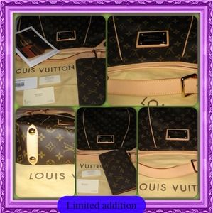 It's brand new LV limited edition not in the store