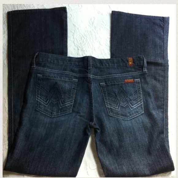 7 for all Mankind Jeans - 7 For All Mankind - A Pocket Denim - NWOT