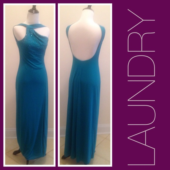 Laundry Dresses - ON SALE !!! LAUNDRY gala gown