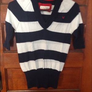 ==Striped Layer Sweater==