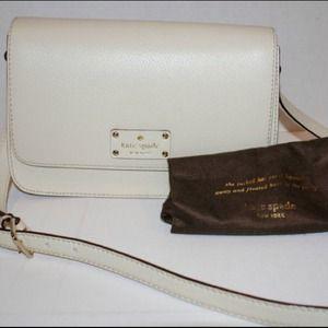 Kate Spade - wellesley fynn shoulder crossbody bag