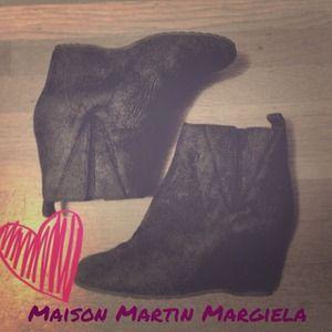 🌟Host Pick 8/29 🌟Maison Martin Margiela Booties