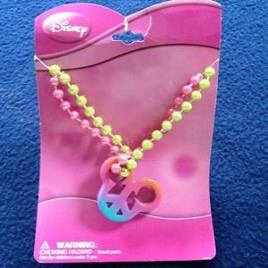 Little girls Disney necklace