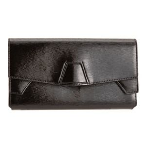Alexander Wang Black Clutch - reduced from $375