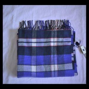 Gap Knit Shawl/Scarf