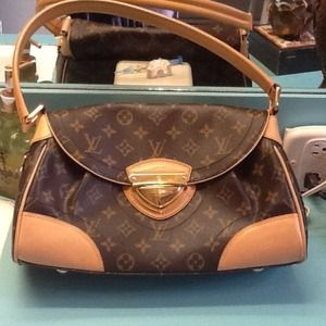 Authentic Louis Vuitton Beverly Gm RESERVED