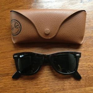 Ray-Ban Accessories - Ray Ban Tortoise Sunglasses