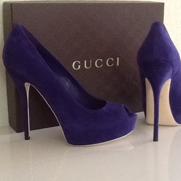 Gucci Shoes High Heels
