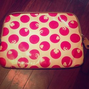 "Juicy Couture 15"" Laptop Case"