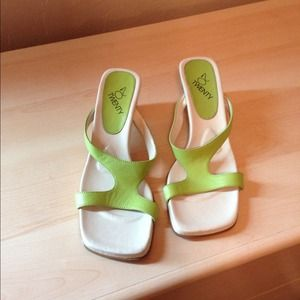 Shoes - Like green sandals