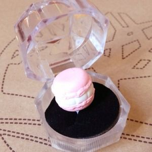 Macaroon Earphone Dust Proof Plug+Crystal Case