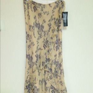 Ralph Lauren Skirt, Sz M, New with tags - Reduced!