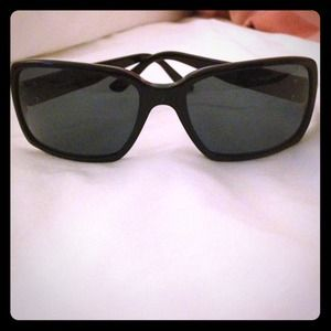 CHANEL Accessories - Black chanel sunglasses