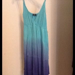 Dresses & Skirts - REDUCED!!!  Ombré summer dress