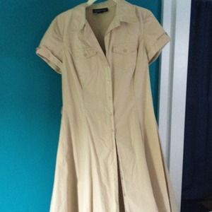 Jones New York Shirt Dress