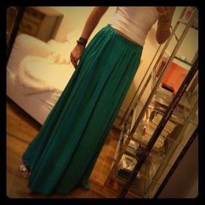 Zara Dresses & Skirts - Zara Maxi Skirt