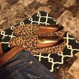Shoes - Matt bernson leopard shoe