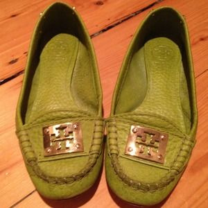 Tory Burch Astor Flats moccasin 6.5M