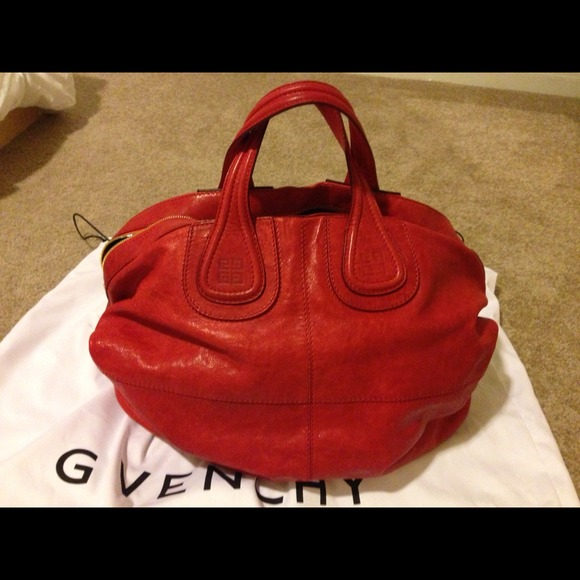 b20b81e1974 Givenchy Bags   Sold Authentic Nightingale Handbag   Poshmark
