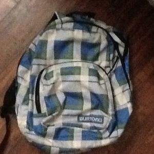 Burton school backpack