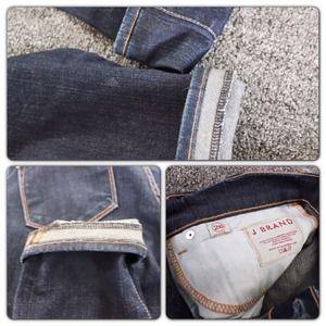 J Brand Jeans - J Brand Straight Leg Jeans 26