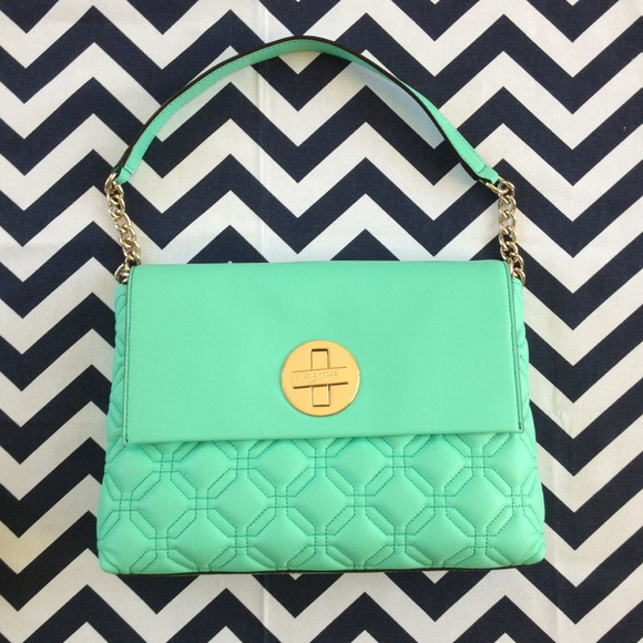 RARE Mint Kate Spade Autumn Astor Court Handbag