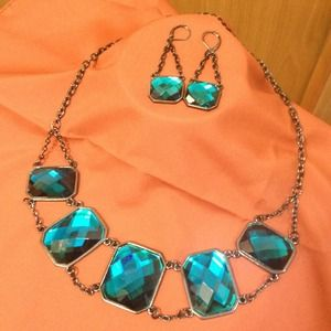 Jewelry - NWOT The Bib of Atlantis necklace