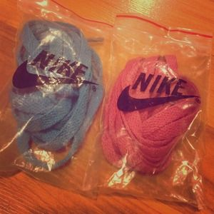 Nike shoelaces