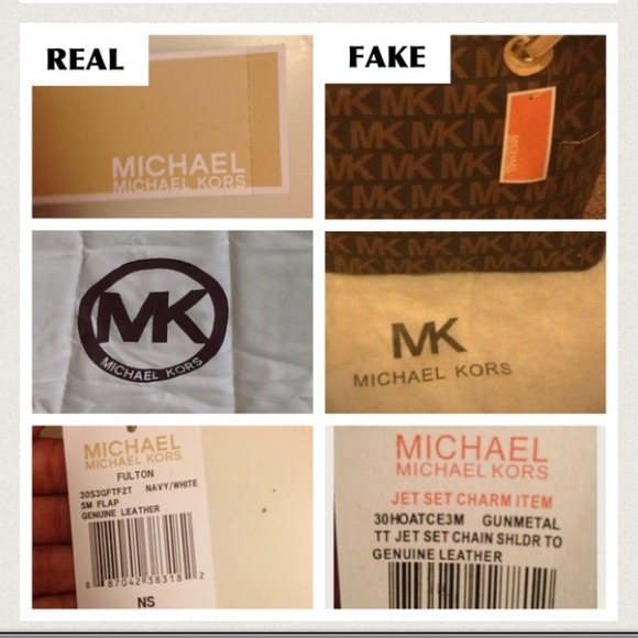 Michael Kors Other - How to spot a fake MK bag/item