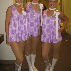 Dresses Fun 60s Gogo Girl Outfit Poshmark 60 Dancer Costume