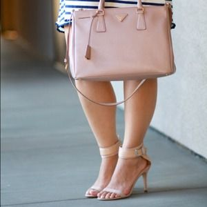 Zara Shoes - Zara nude heels