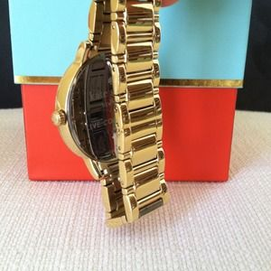 kate spade Jewelry - *Authentic* Kate Spade Gramercy Grand Gold Watch