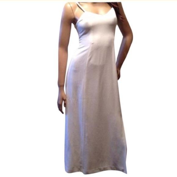 Suzana Dresses Semi Formal White Gown Poshmark