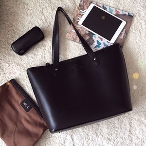 💕HOST PICK💕 Black Ralph Lauren Tote