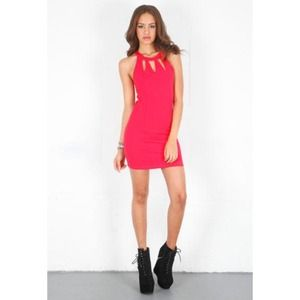 🔥NEW MINK PINK FATAL ATTRACTION DRESS SIZE S 🔥
