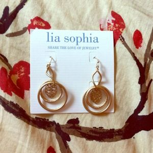 Lia Sofia earrings