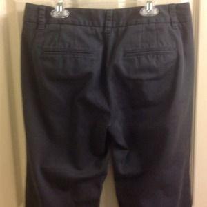 J. Crew Pants - Classic J Crew Chino Dark Grey
