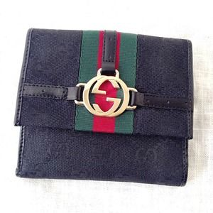 🈹Price Cut🈹 Gucci Bifold G Gilding Wallet💟