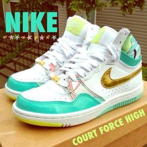 🔸NIKE Court Force High🔸