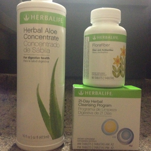 Other Herbalife 21 Day Cleanse Kit Poshmark