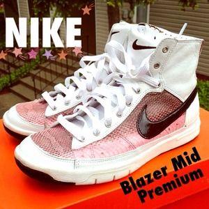🔸 NIKE Blazer Mid Premium MTR
