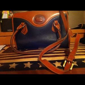 Vintage Dooney and Bourke satchel
